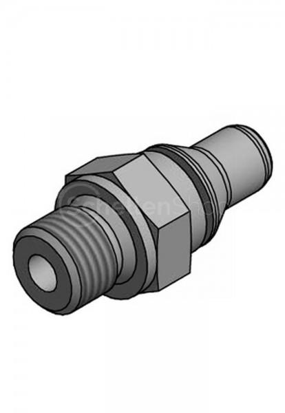 VDA-Einschraub-Stecknippel NW 06 - M14x1.5 für NORMAQUICK PS3