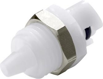 SMMPM02 - Stecker 3,2 mm Schlauchanschluss, ohne Absperrventil, Buna-N Dichtung