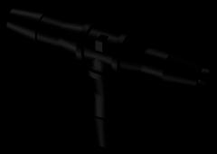HT831 - Schlauchverbinder 6,4 mm Schlauchanschluss