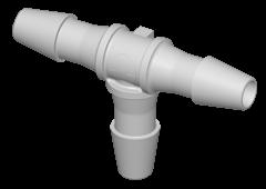 HT4 - T-Schlauchverbinder 3,2 mm Schlauchanschluss