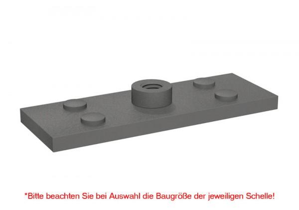 STAUFF Schweißplatte SP für Doppel-Baureihe