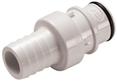 HFCD221035 - Stecker 15,9 mm Schlauchanschluss, Absperrventil, EPDM