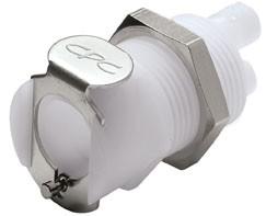 PTC16010   CPC Twintube Schnellkupplung   1,6mm Schlauch