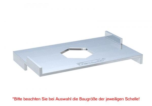 STAUFF Sicherungsplatte SIV für Doppel-Baureihe (zur Verwendung mit Aufbauschrauben AF)