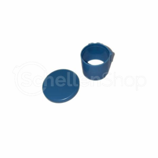 DQPROKEYCPBLU05 - Key Kit für Kuppler, Blau   DrumQuick