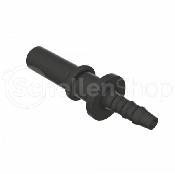 """NQ-S Adapterstück NW 5/16"""", mit 4 mm Schlauchanschluss - 715 8142 008"""