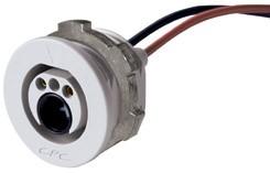 MHQC42000 | CPC Mini Hybrid-Stecker | Plattenmontageeinsatz