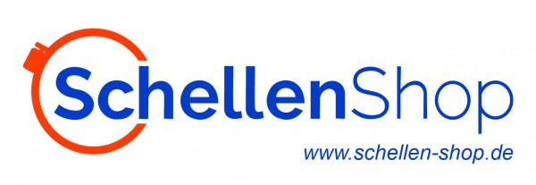 Schellen-Shop Logo Sticker - 10,5 x 3,5 cm