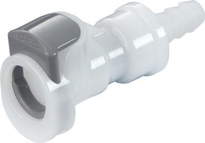 APCD17004SH - Kupplung 6,4 mm Schlauchanschluss
