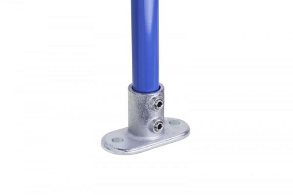 "Rohrverbinder NORMAFIX® 33,7mm Winkel-Rohrverbinder 90° 1/"""
