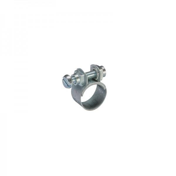 NORMACLAMP® S, Bandbreite 5 mm, Spannbacken-Schelle (DIN 3017)