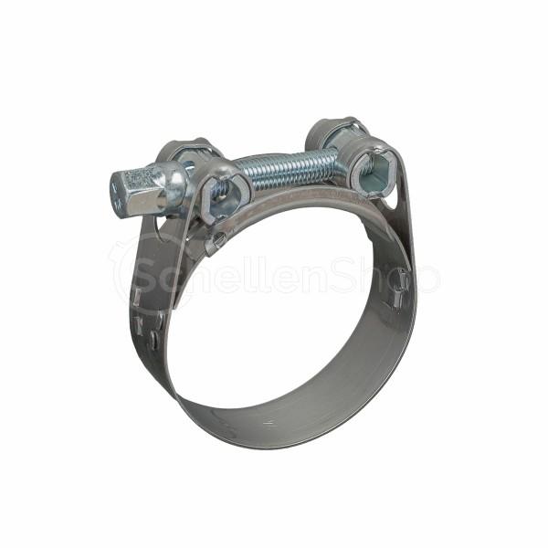 NORMA Gelenkbolzenschelle GBS M, Bandbreite 25 mm | DIN 3017