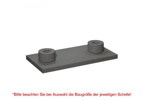 STAUFF Schweißplatte SP für Standard-Baureihe