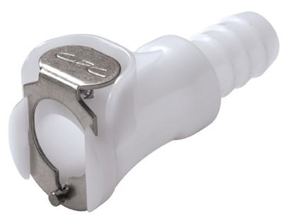 PLC17006 - Kupplung 9,5 mm Schlauchanschluss, ohne Absperrventil