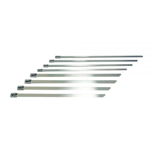 Baby-Band Metall-Kabelbinder, V4A Edelstahl