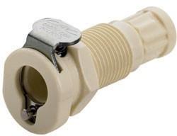 PMC18042812 - Kupplung 1/4-28 Flat Bottom, Plattenmontage, ohne Absperrventil