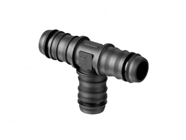 NORMAPLAST® TN T-Kunstoff-Rohrverbinder, PA12-GF30