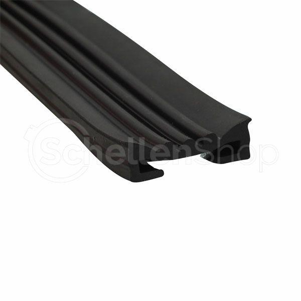Schallschutzeinlage / Schalldämmprofil für Rohrschelle | EPDM Gummi