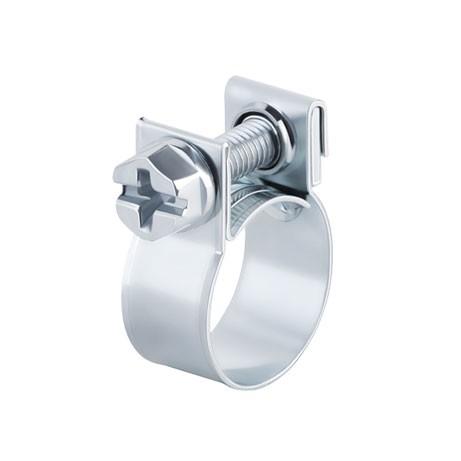 ABA Mini (SL) Spannbackenschelle, Bandbreite 9 mm, DIN 3017