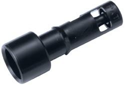 TFF01   Kupplunseinsatz 1,6 mm Schlauch   SixTube & TenTube