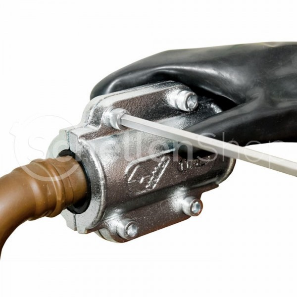 VETTER Rohr-Dichtmanschette | Reparatur von Rohrleitungen bis 16 bar