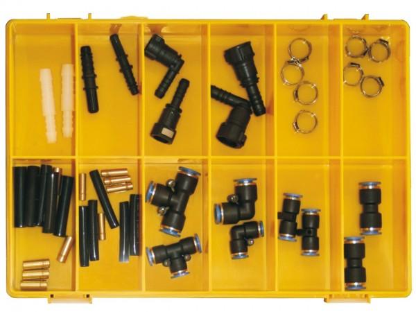 7KLR044 - Kraftstoffleitungs-Reparaturset 44-teilig