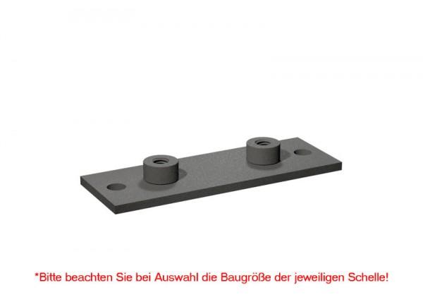STAUFF verlängerte Schweißplatte SPV für Standard-Baureihe