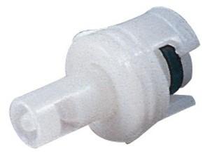 SMM01 - Stecker 1,6 mm Schlauchanschluss, ohne Absperrventil, Buna-N Dichtung