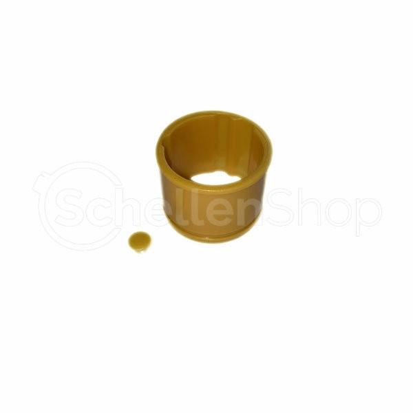 DQPROKEYDIYEL02 - Key Kit Kupplungseinsatz, Gelb   DrumQuick