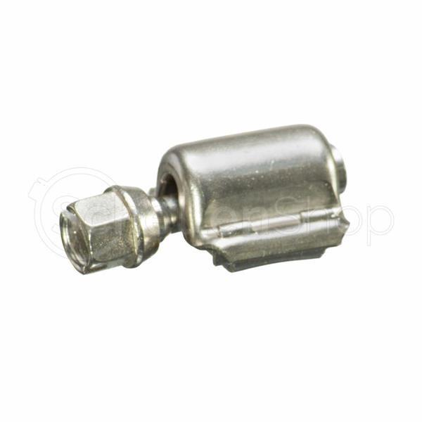 Schraubverschlüsse W4 für 14 mm geschlitztes Endlosband